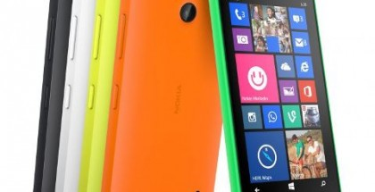 es super ligero y opera con Windows Phone 8.1