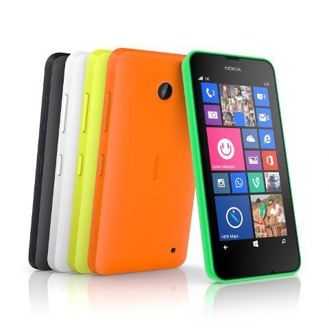 Ya en España el Nokia Lumia 630