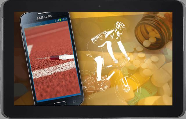 Controles antidopaje vía móvil: El futuro (cercano) del deporte