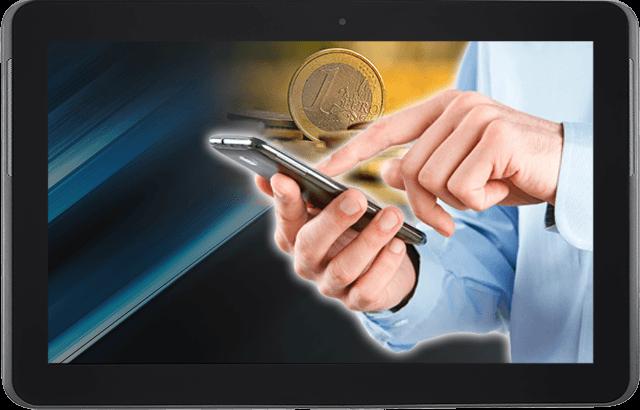 Pago móvil: El teléfono como cartera