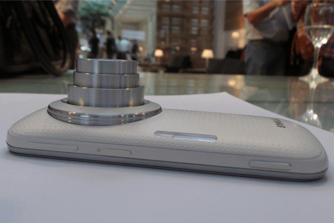 Samsung Galaxy K Zoom ya en España: Aquí un vistazo en vídeo