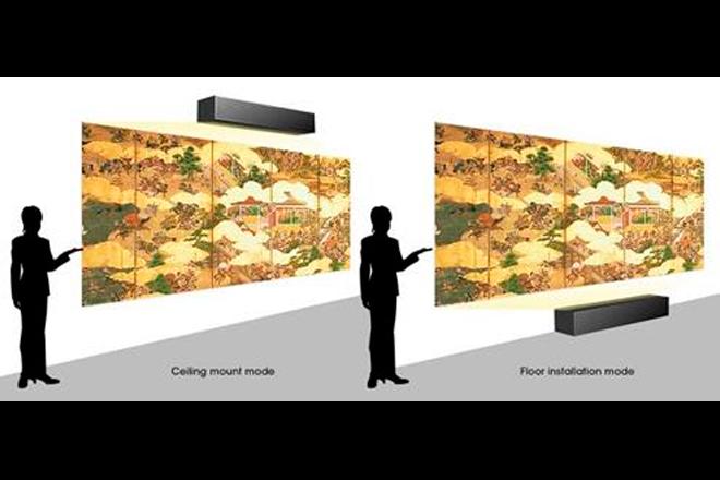 Sony VPL-GTZ1: El nuevo proyector 4K para entornos profesionales