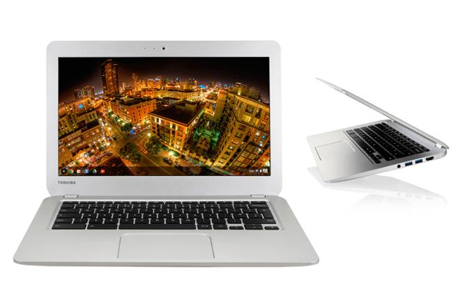 Chromebook CB30: Así es la propuesta de Toshiba