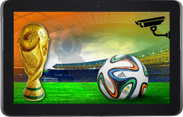 Brasil 2014: Todos los partidos del Mundial en Twitter