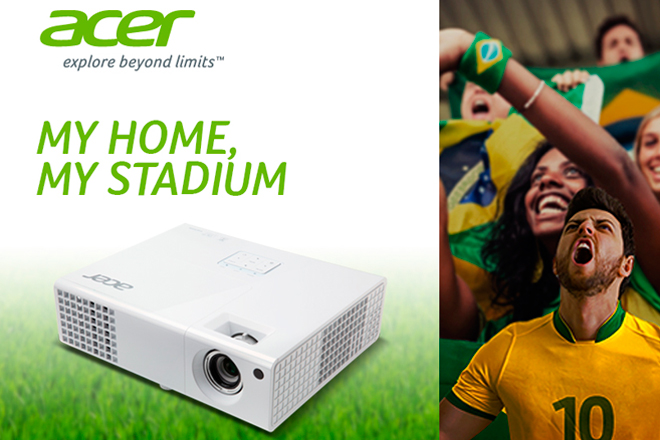 Proyector Acer Home: El cine en el salón de casa