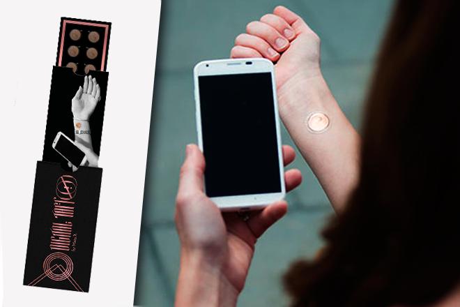 Tatuaje digital permitirá decir adiós a las contraseñas
