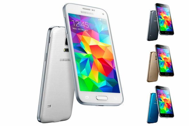 ¡Confirmado! Samsung Galaxy S5 Mini llega este verano