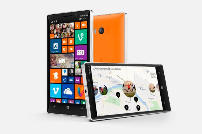 Nokia Lumia 930 llega a España