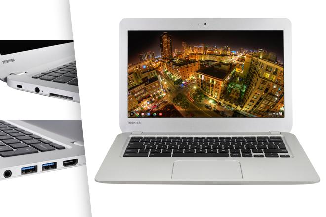 Toshiba Chromebook CB30 ya en territorio ibérico por 299 €