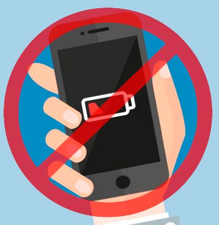 ¿Gadgets descargados o sin batería? Podrías tener problemas a la hora de abordar un avión