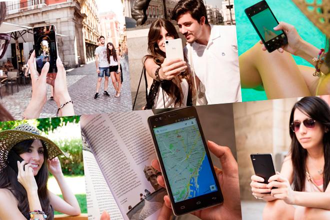 Eres de los que no apagan el móvil en vacaciones… No estás solo