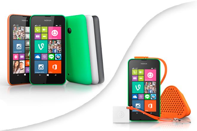 Nokia Lumia 530 aterriza en agosto por menos de 100€