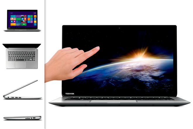 Toshiba KIRA: Ultrabook táctil 13,3'' Pixel Pure ya en España a 1.499 €