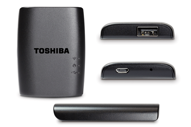 Toshiba STOR.E Wireless Adapter: Haz inalámbrico tu disco duro externo