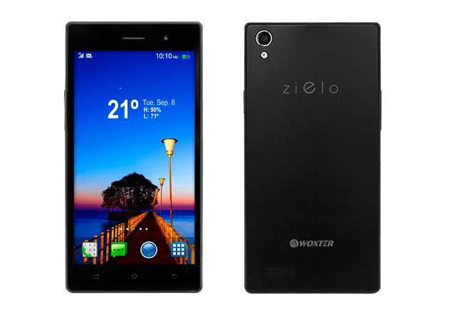 Woxter Zielo H10: Smartphone OctaCore 100% español por 239€