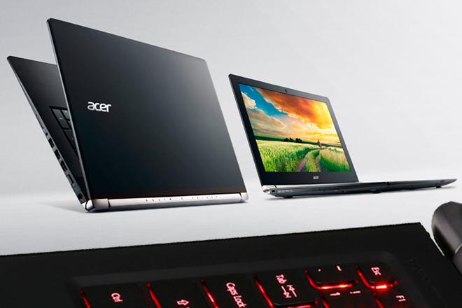 Aspire V Nitro: La nueva propuesta portátil de Acer