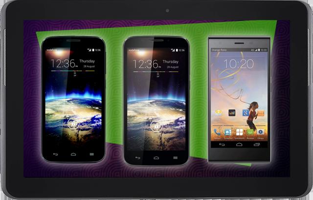 Móviles 4G baratos:  Las apuestas de Orange y Vodafone