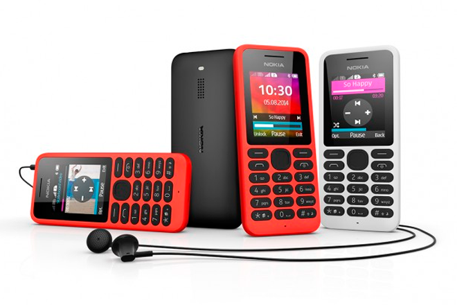 Microsoft anuncia al ultra-económico Nokia 130 por 19 €