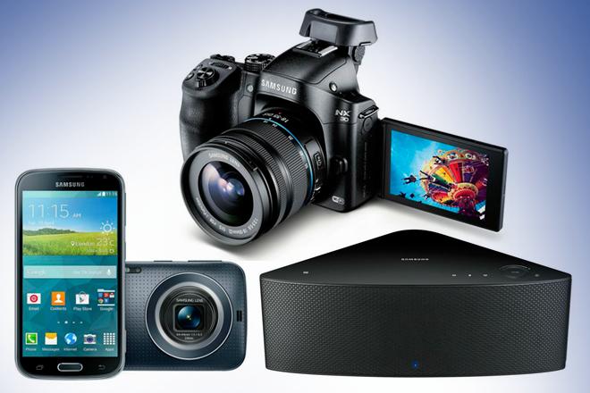 Samsung se ha alzado con tres Premios EISA
