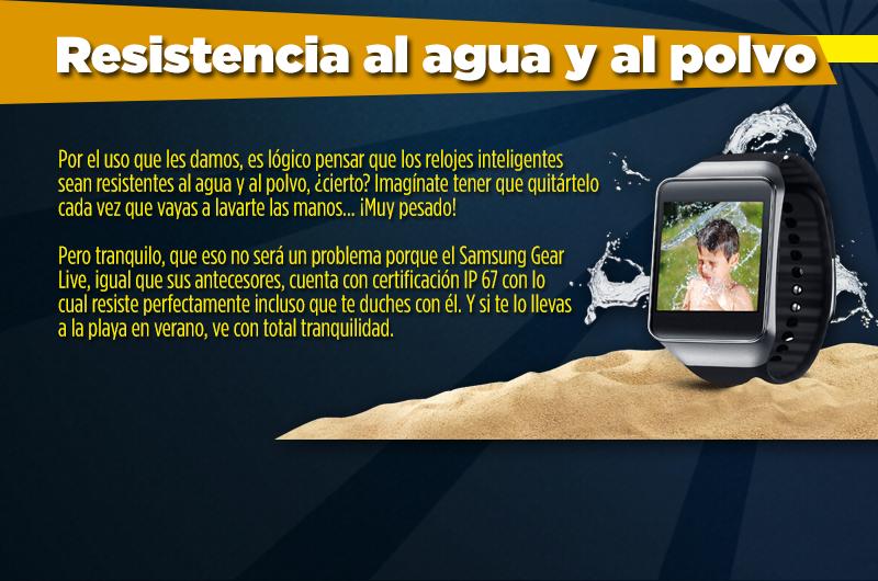 SamsungGearLive_ResistenciaPolvoAgua