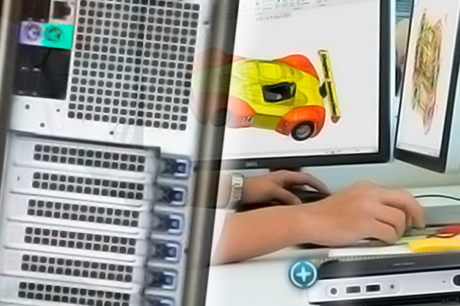 Dell innova en sus estaciones de trabajo en torre y rack