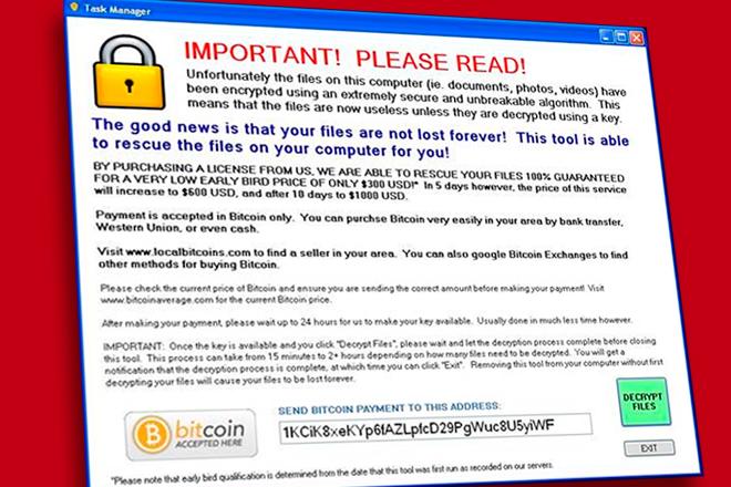 PandaLabs ha detectado el ransomware Trj/Crypdef.A.