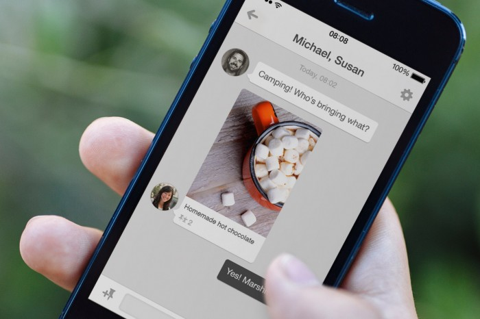 Pinterest se apunta a la mensajería instantánea