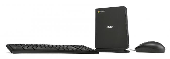 Acer Chromebox CXI llegará a España en noviembre