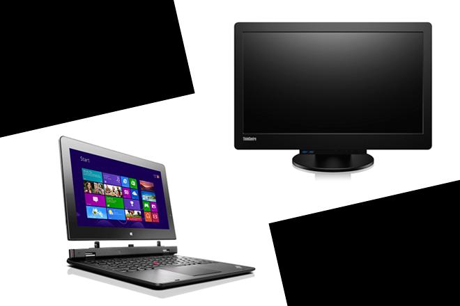 Soluciones profesionales de Lenovo: ThinkPad Helix y Lenovo ThinkCentre TIO 23