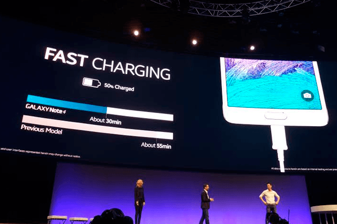 IFA-2014-SAMSUNG-GALAXY-NOTE-4-fast-charging