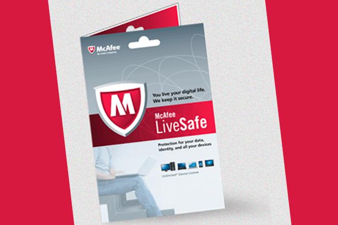 McAfee LiveSafe 2015: Seguridad multiplataforma sin límites de dispositivos