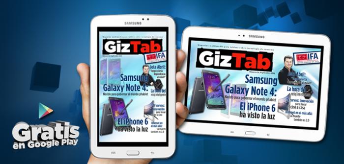 GizTab número 16 ya está disponible: La 'Smartización' de la vida