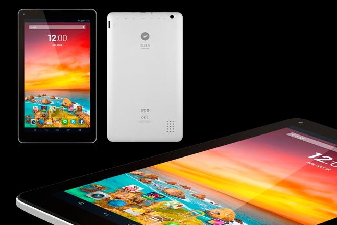 SPC Glee 9: Tablet de alto rendimiento por menos de 100€