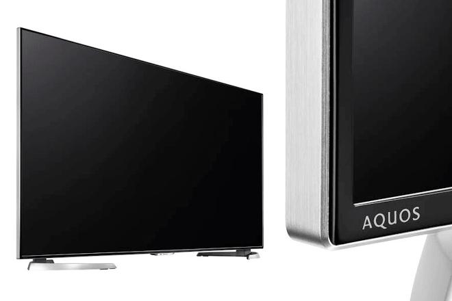 Sharp anuncia su primera gama de TV 4K