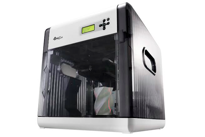 XYZprinting presenta impresora 3D da Vinci 1.0 AiO