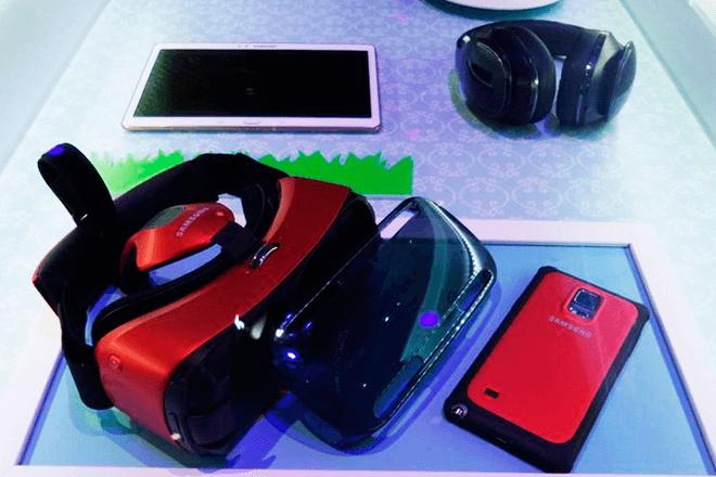 Samsung Gear VR : Las gafas de realidad aumentada ya están aquí