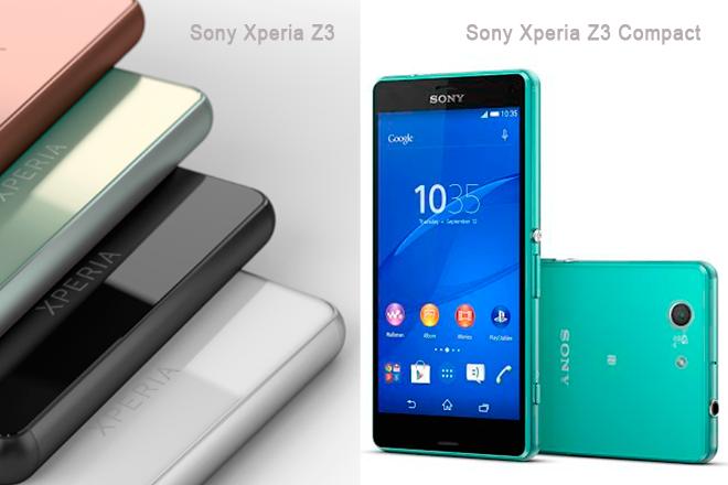 ifa-2014-Sony-Xperia-Z3-Sony-Xperia-Z3-Compact