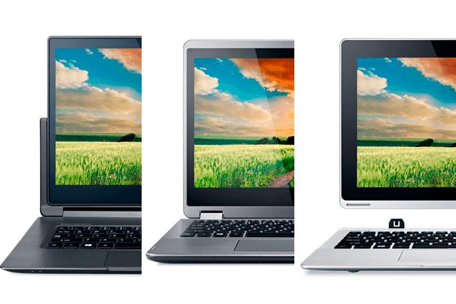 IFA 2014: Acer ha dejado ver sus nuevas portátiles