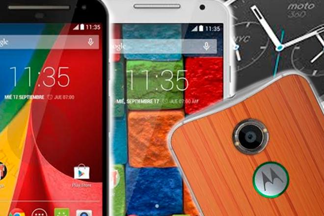 Moto X, Moto G y Moto 360: Las armas de Motorola
