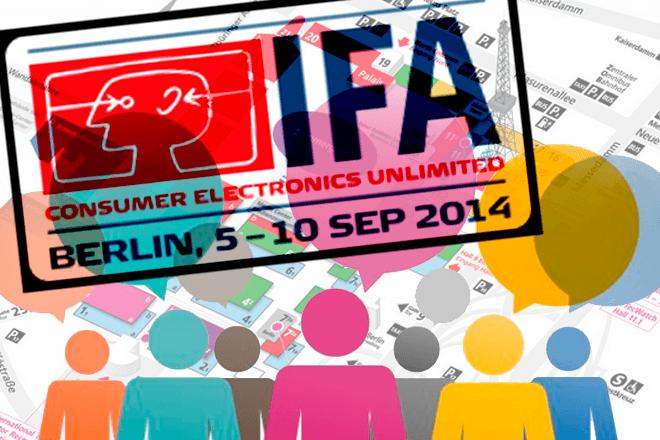 IFA 2014: Lo que veremos en la cita tecnológica de Berlín