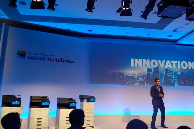 Samsung Smart MultiXpress: Impresoras con Android para la productividad empresarial
