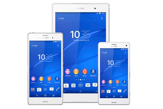 IFA 2014: Sony hace crecer la familia Xperia con móviles y tablets