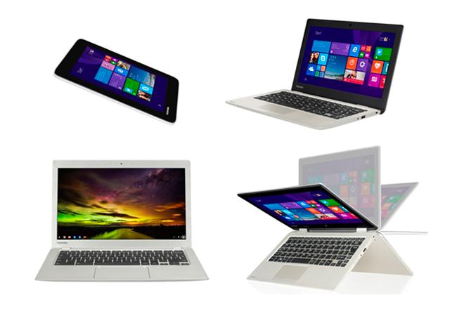 IFA 2014: Toshiba quita el velo a sus novedades informáticas