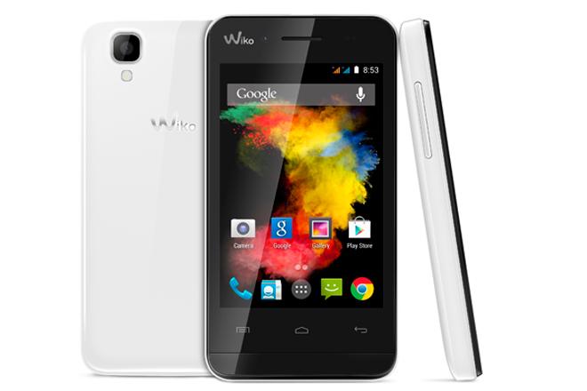 Wiko GOA: Dual SIM Android por 59€