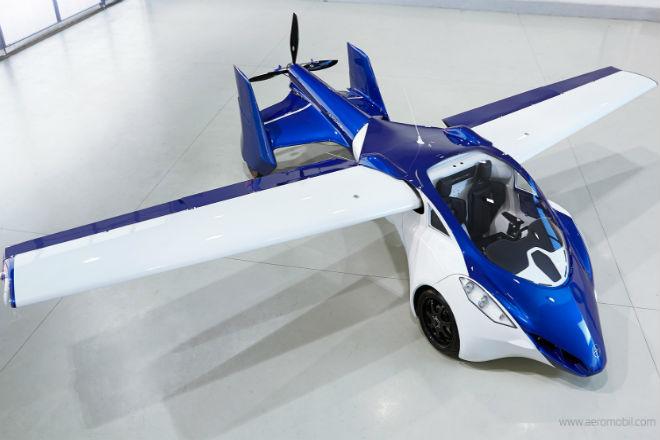 AeroMobil 3.0, el coche volador que podría llegar en 2 o 3 años