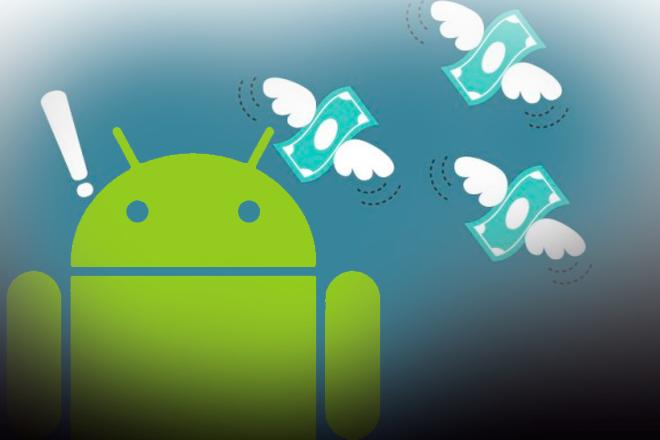 Android es blanco de ataques con malware financiero