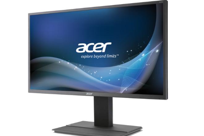 Acer B326HK, monitor profesional 4k2k de 32 pulgadas