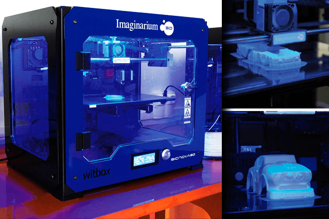 La impresión 3D llega al mundo del juguete con Imaginarium