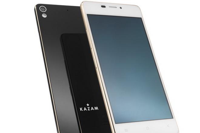 Kazam Tornado 348: Así es el smartphone más delgado del mundo