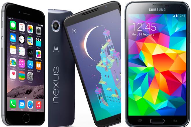 iPhone 6, Nexus 6 o Galaxy S5: En Kelisto nos ayudan a elegir